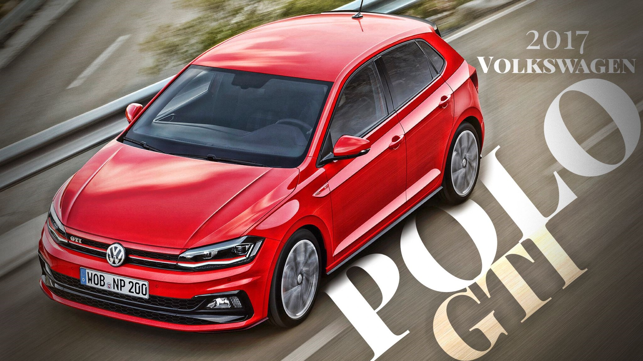 2017 Volkswagen Polo Revealed, Edges Closer To Golf