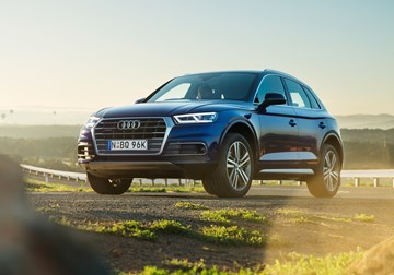 2017 Audi Q5 - Review