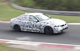 2019 BMW 3 Series - G20 - Nurburgring