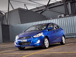 2017 Hyundai Accent Sport - Australia