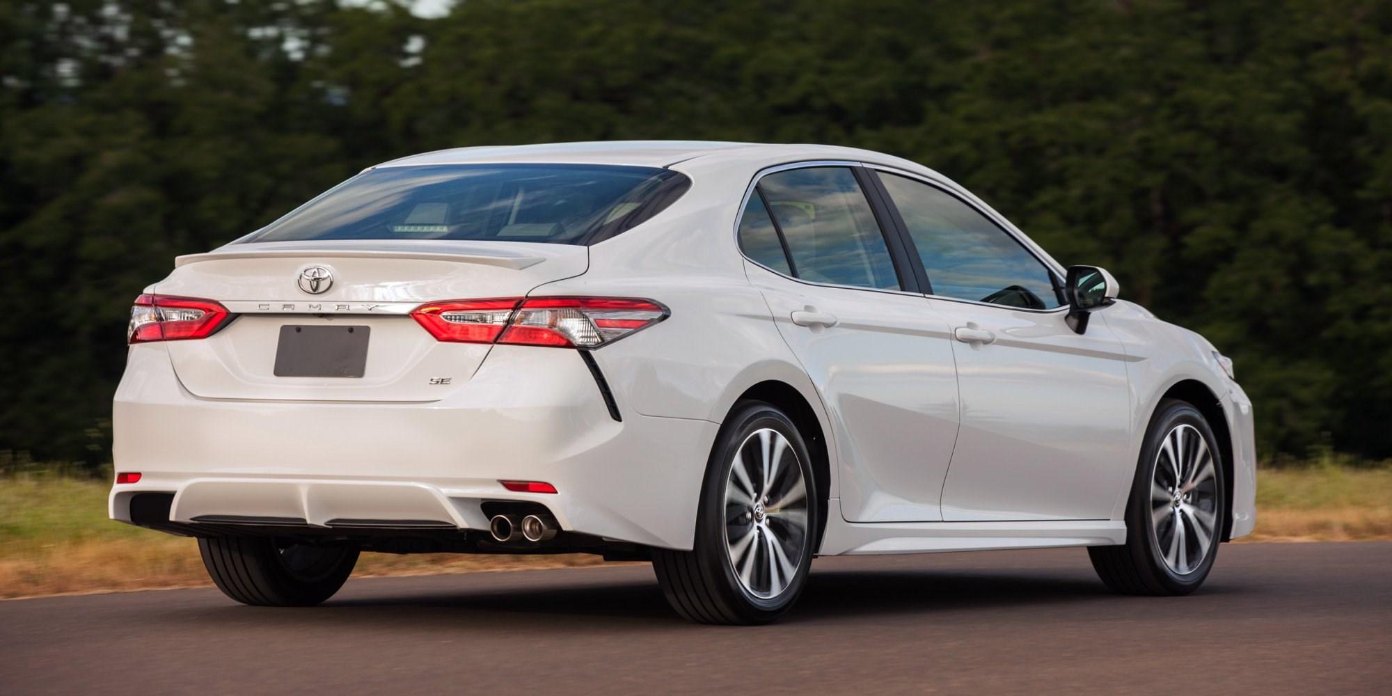 2018 Toyota Camry, Due November Thumbnail