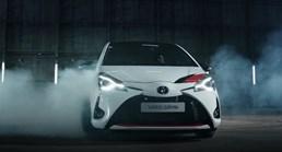 Toyota Yaris GRMN Growls In New Video