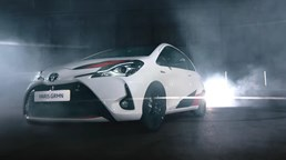 Toyota Yaris GRMN Growls In New Video