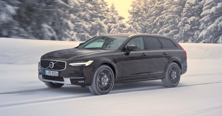 2017 Volvo V90 Cross Country D5 Inscription