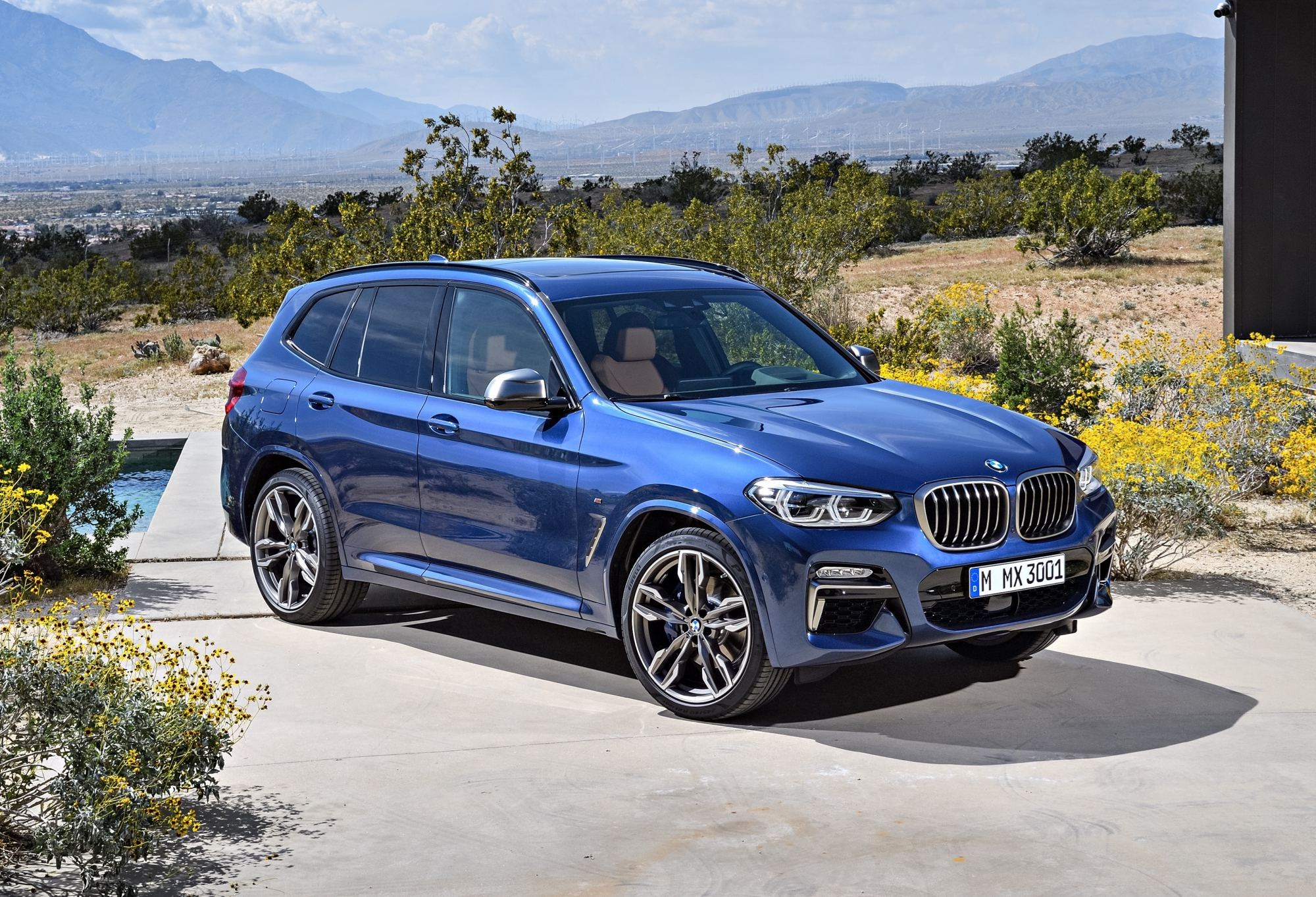 BMW Unveils All-New X3 Midsize SUV Thumbnail