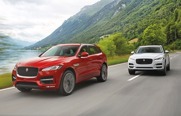 Jaguar Brings 221kW Turbo-Petrol To XF, XE, F-Pace