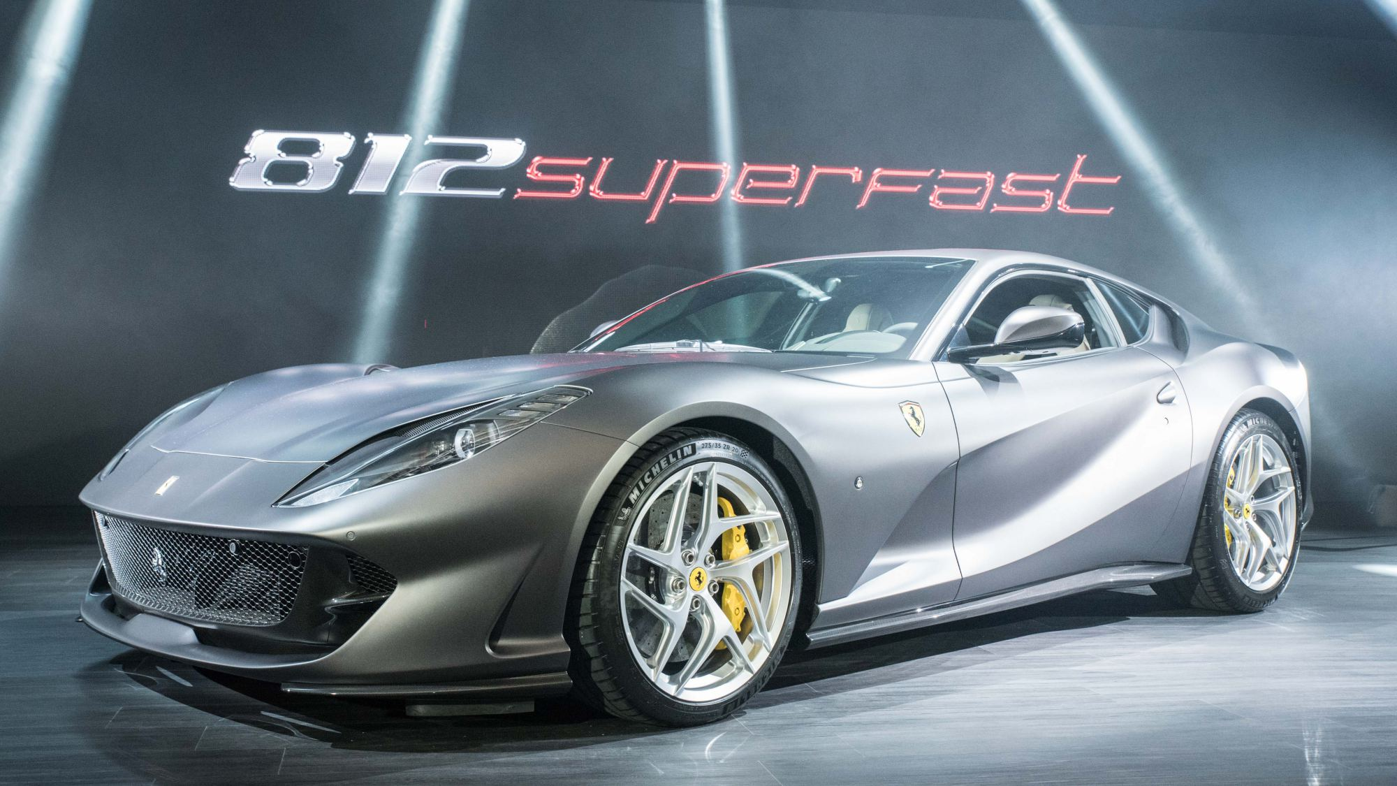 News Ferrari 812 Superfast Touches Down In Melbourne