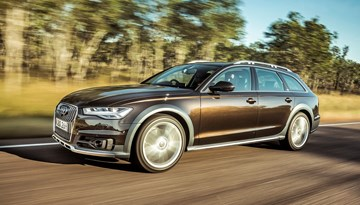 2017 Audi A6 Allroad 3.0TDi Quattro