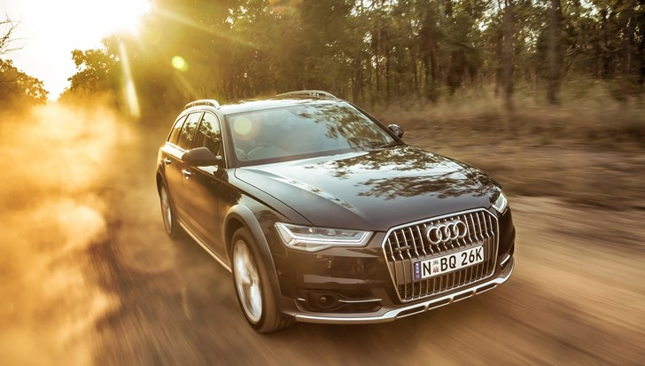 Review 2017 Audi A6 Allroad Review