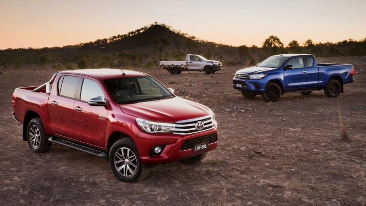 Toyota Hilux Trd White 4x4 Latest Prices Deals And Specs