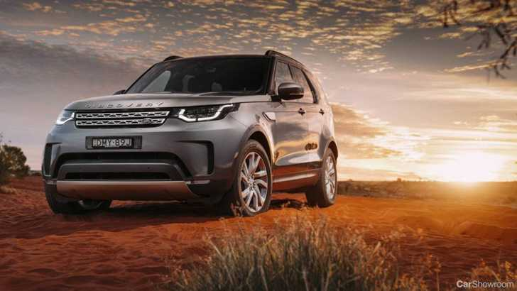 news 2018 land rover discovery landing 1st august. Black Bedroom Furniture Sets. Home Design Ideas