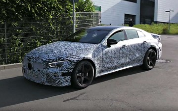 AMG GT4 Could Have 600kW, Most Powerful Benz Model Ever