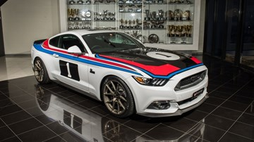 Tickford Unveils Commemorative Supercharged Mustang GT