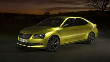 2018 Skoda Superb Detailed, Improved Tech