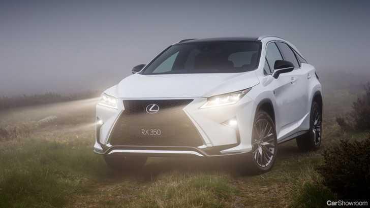 Review 2017 Lexus RX Review