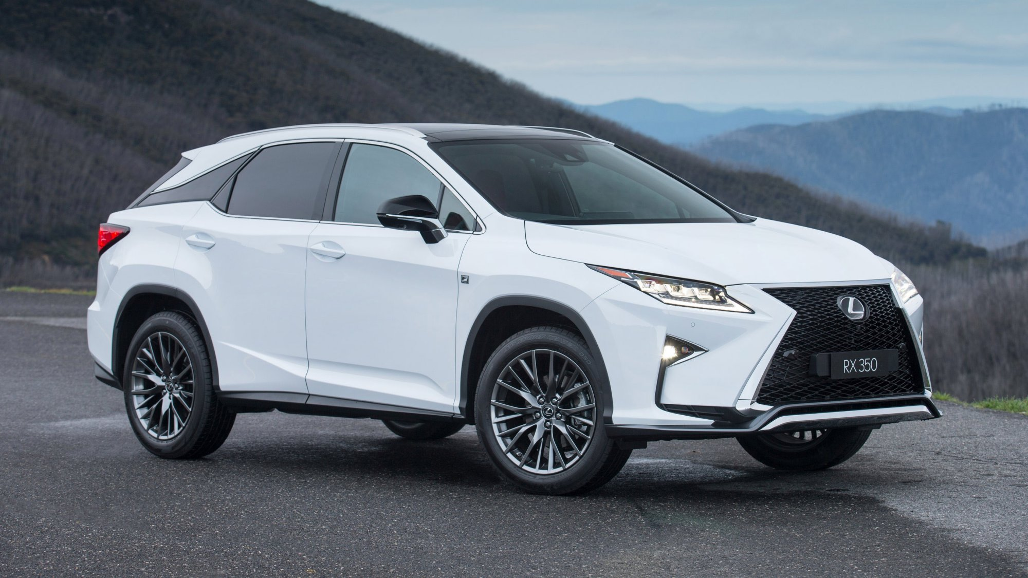 Review 2017 Lexus RX Review