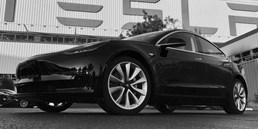 2017 Tesla Model 3 Shown Off In Production Trim