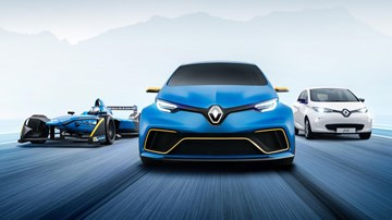 Renault Exploring Zoe RS, Could Come Before 2020
