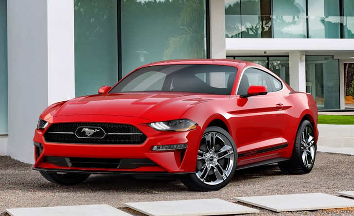 2018 Ford Mustang EcoBoost - Pony Pack