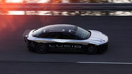 Lucid Air Hits 379km/h Without Limiter