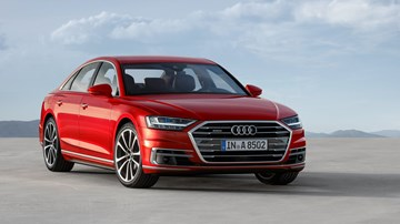 2018 Audi A8 Unveiled