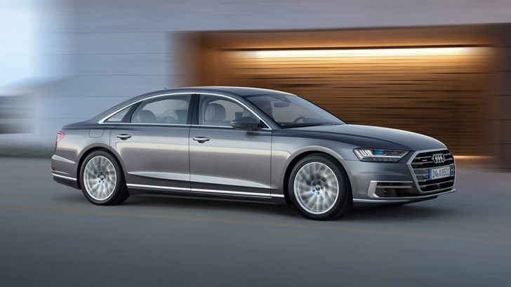 Audi A8 Limousine >> News 2018 Audi A8 Unveiled Smart As Standard