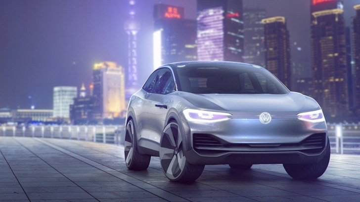 Volkswagen Has An ID Electric Shooting Brake In The Works