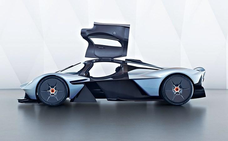 2018 Aston Martin Valkyrie - July '17 Reveal