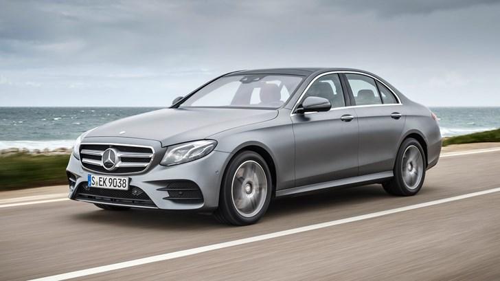 Mercedes-Benz Updates 2018 E-Class, Linguatronic Enhanced