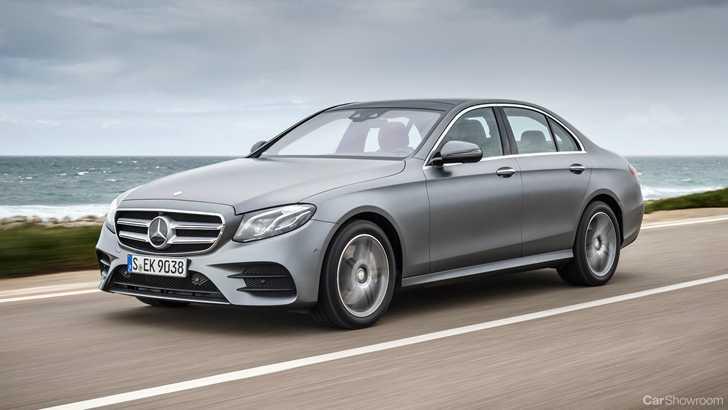 News Mercedes Benz Updates 2018 E Class Linguatronic Enhanced