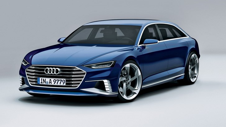 2018 Audi A8 Won't Be An EV – Report