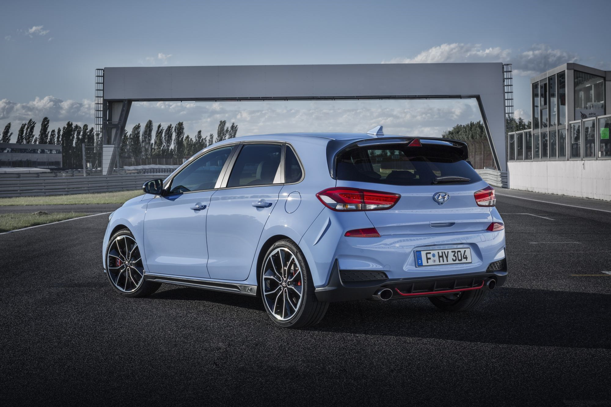 Hyundai Reveals The i30 N, Their First Real Hot Hatch Thumbnail
