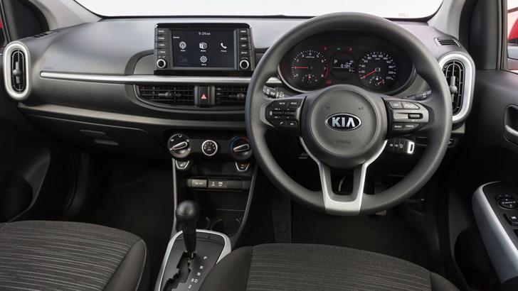 2017 Kia Picanto S