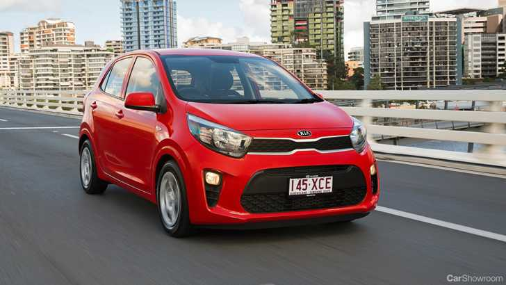 Review 2017 Kia Picanto Review