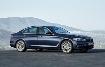 2017 BMW 520i Luxury Line