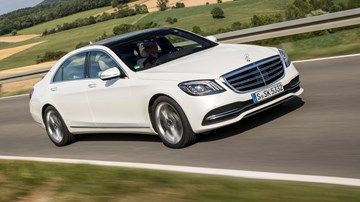 2018 Mercedes-Benz S-Class Engines Detailed Further