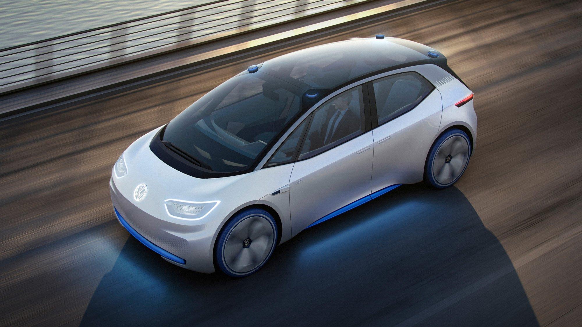 Land Rover Range Rover >> News - Volkswagen ID Hatch To Undercut Tesla Model 3 By $9000