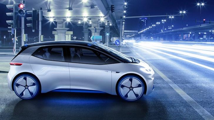2016 Volkswagen ID Hatch Concept