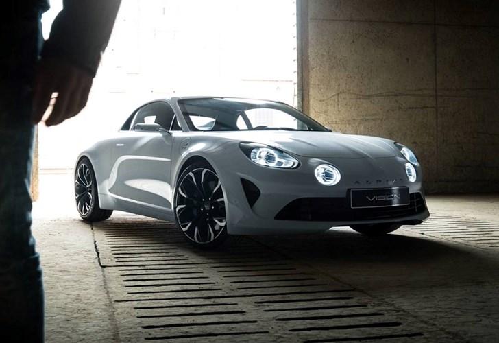 Alpine Follows The Money, Next Model A Performance SUV