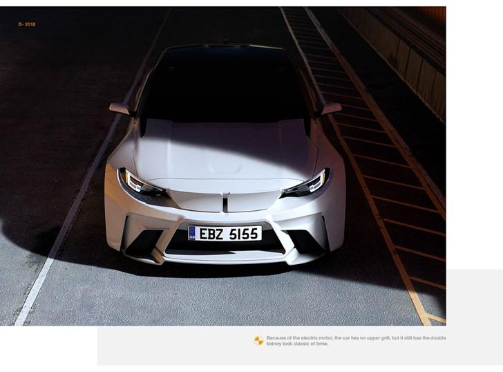 BMW iM2 Concept - David Olivares