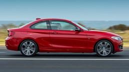 2017 BMW 220i Sport Line Coupe
