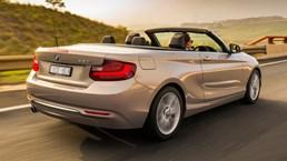 2017 BMW 220i Luxury Line Cabriolet