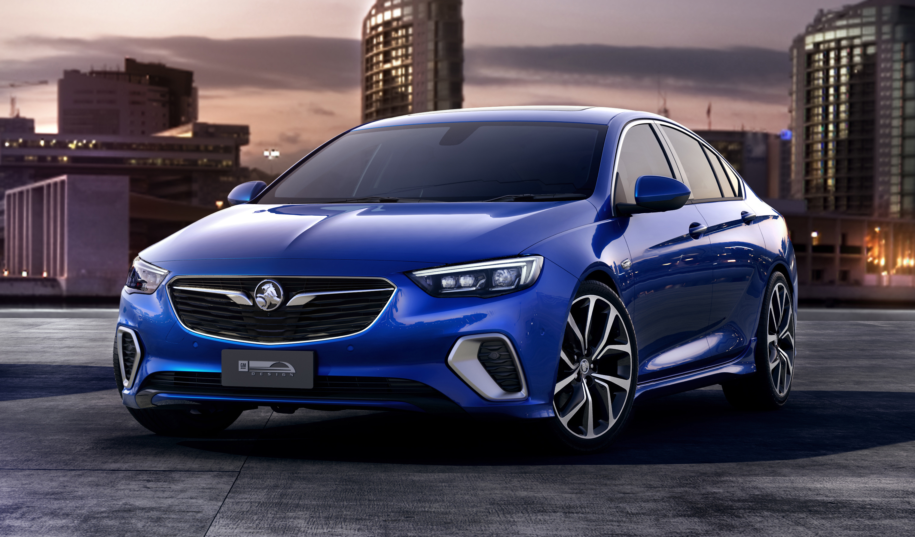 Holden Reveals 2018 Commodore VXR