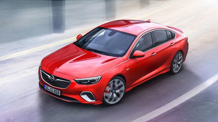 2018 Opel Insignia GSI