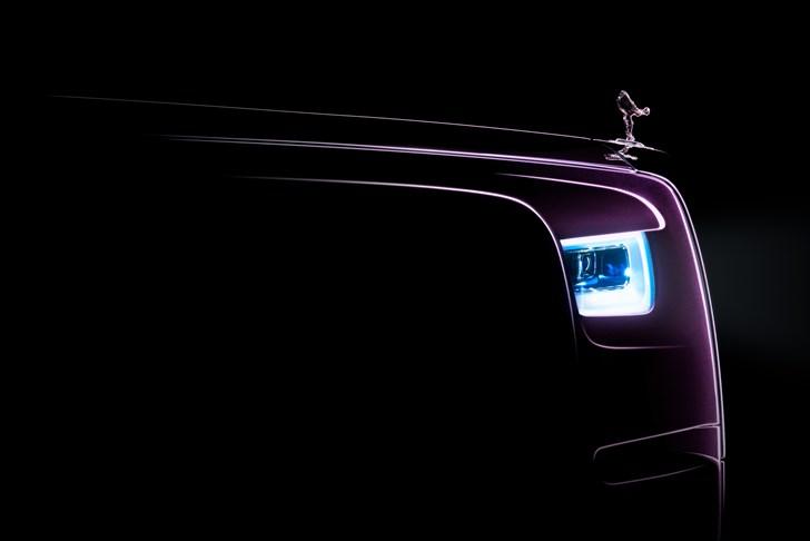 Rolls-Royce Teases 2018 Phantom VIII