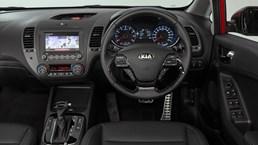 2017 Kia Cerato Hatch
