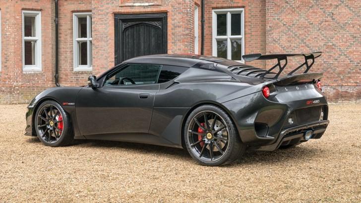 Lotus Reveals 2017 Evora GT430