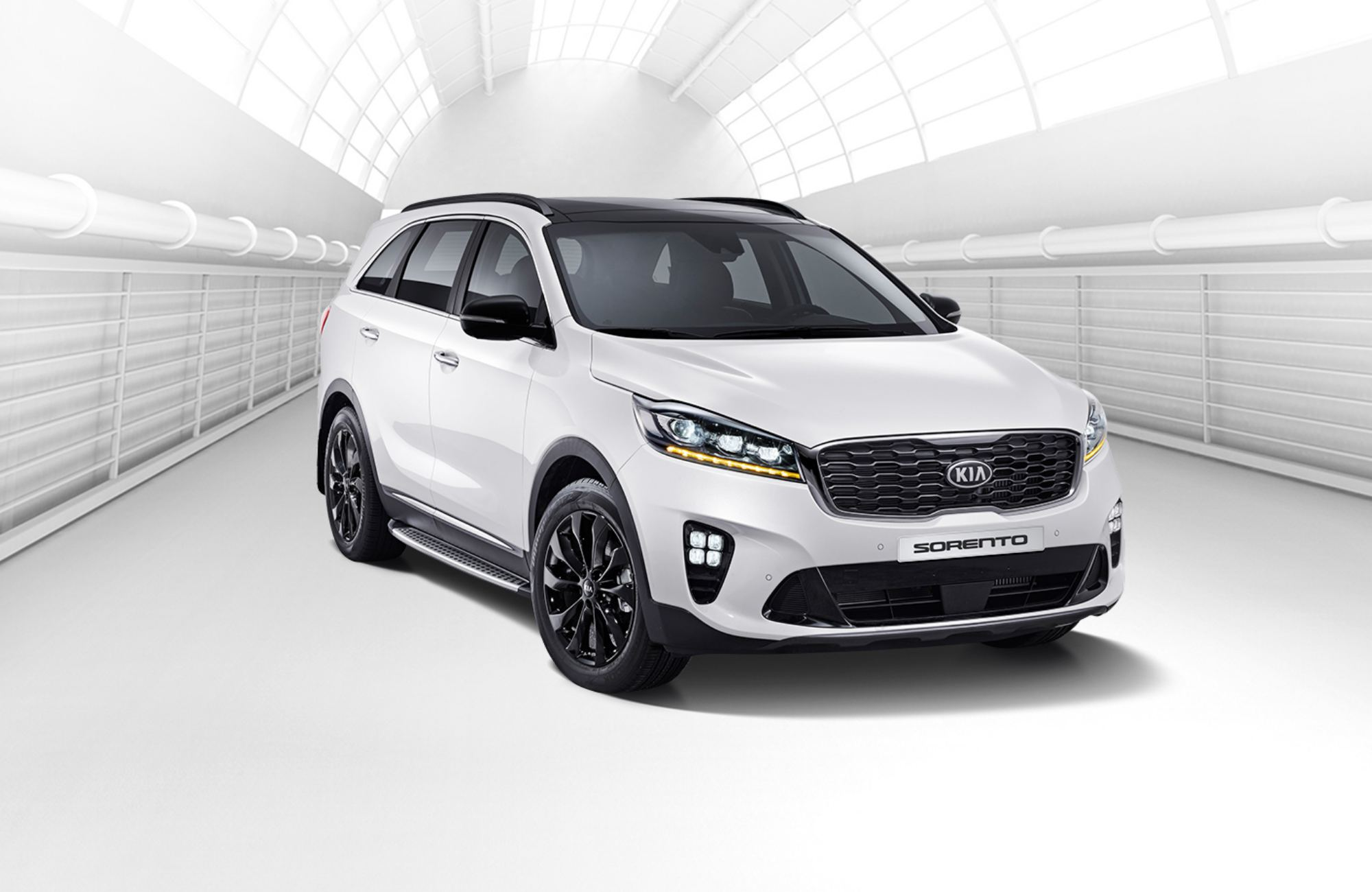News 2018 Kia Sorento Recipient Of Mid Life Update