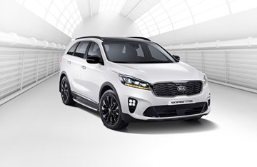 2018 Kia Sorento - South Korea
