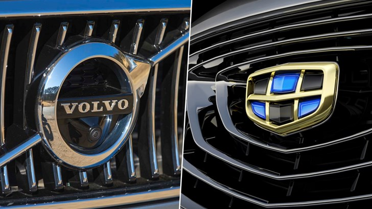 Volvo & Geely Deepen Partnership With New JV